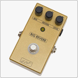 ZCAT This is a reverb handmade guitar effects pedal that gives you a wide variety of sounds - from regular Hall to extremely large amtospheric and psychedelic Reverb.
